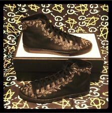 Gucci Runway High Top Sneakers