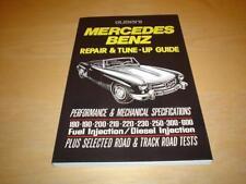 MERCEDES W120 180 a b c D Db 180a 180b 180c 180D 180Db Owners Manual Handbook
