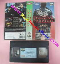 VHS film BROOKLYN GRAFFITI 1993 Sylvester Stallone COLUMBIA WINNERS(F120) no dvd