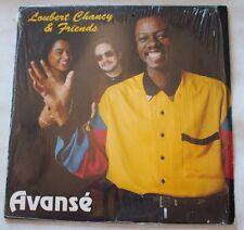 Loubert Chancy & Friends 1991 LP Vinyl Rare Haitian Pop Legend Haiti MMI 1013