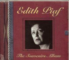 EDITH PIAF - SOUVENIRS ALBUM - CD - NEW - SEALED