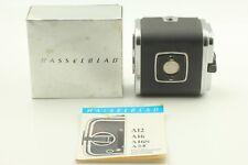 【Near Mint/Box】 Hasselblad A12 TypeII 6x6 Roll Film Back Magazine Holder # 766