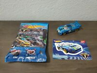 Hot Wheels 2019 Mystery Models Series 2 Ford GT #7 of 12 New In Bag