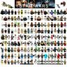 LEGO Star Wars 200+ Minifigures Yoda Darth Vader Kylo Ren Clone Trooper Jedi Han