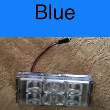 """1 Tomar Heliobe Lightbar tow//police// light bar End Cap  930NH 48/"""" Lightbar Bezel"""