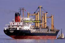 mc2386 - Cyprian Cargo Ship - Theofano , built 1983 - photo 6x4