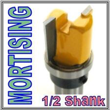 """1 pc 1/2"""" SH Mortising Hinge w/Top Bearing Router Bit  sct-888"""