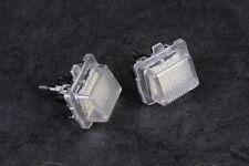 LED smd plaque d'immatriculation éclairage Mercedes w204 s204 c204 w212 s212 c216 w221 203