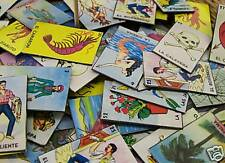 Complete Set of 54 Mexican Loteria Magnets - Nice!