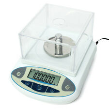 100x0.001g 1Mg Balance de laboratoire Digital Analytical Lab Precision Scale