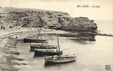 CPA  Agde - Le Cap   (172297)