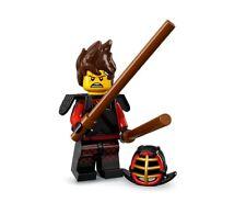 YRTS Lego 71019 Kai con traje de kendo THE LEGO® NINJAGO® MOVIE™ Minifigura