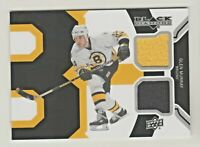 2013-14 BLACK DIAMOND DOUBLE DIAMOND DUAL GAME JERSEY RELIC GLEN MURRAY Bruins