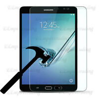 Premium Tempered Glass Screen Protector For Galaxy Tab S2 S3 E 8.0 9.6 9.7 10.1