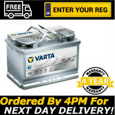 Varta E39 AGM Stop Start Car Battery (570 901 076) (096) 12V 70Ah