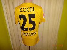 "Dynamo Dresden Nike Heim Trikot 2012/13 ""VEOLIA"" + Nr.25 Koch + Signiert Gr.S"