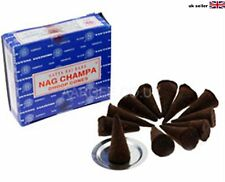 Nag Champa Incense Cones - perfect for home fragrance