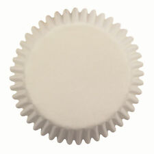 PME 60pk WHITE STANDARD Cupcake Muffin Fairy Cake Baking Cases Holders