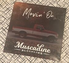 MUSCADINE BLOODLINE Movin' On Limited Edition Physical CD