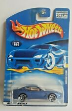Hot Wheels 2001 # 166   Ferrari 456M  Dark Blue  w/  PR5