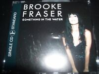 Brooke Fraser Something In The Water CD Single