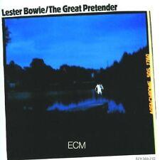 Lester Bowie The Great Pretender ECM HAMIET BLUIETT DONALD SMITH FRED WILLIAMS