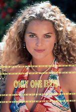"1995 KERI RUSSELL 4x6 Photo Close-Up ""MALIBU SHORES"" California AMERICANS"