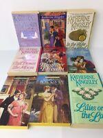 Katherine Kingsley Lot 9 Historical Romance Novel Fiction Paperback King Of Hear