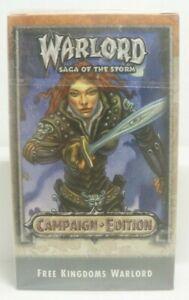 Warlord CCG Saga of the Storm Demo Deck Tepheroth sealed