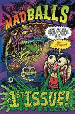 Madballs #1 Comic Book by Brad McGinty & Brian Smith  Roar Comics 2016