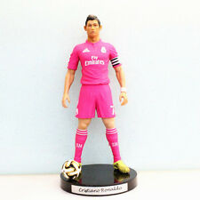 C Ronaldo PVC Figure C7 Real Madrid Soccer Football Toy Doll Player Gift