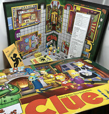 The Simpson's Clue Replacement Parts