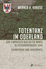 Werner H. Krause - Totentanz im Oderland - Ostfront