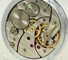 Vintage MOLNIJA MOLNIA Russian Slim Pocket Watch 1960's 15 Jewels