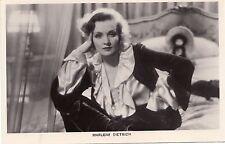 Marlene Dietrich Collectable Postcards