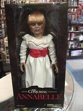 "2016 Mezco Horror The Conjuring Annabelle Doll 18"" Inch Prop Replica Figure NEW"