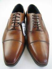 Daniel Hechter Herren Business Cognacbraun Schuhe Gr. 42