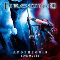 FIREWIND - APOTHEOSIS-LIVE 2012  2 VINYL LP NEU