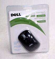 NEW Dell 3 Button Black Nano Wireless Optical Mouse K094T CMJ9D
