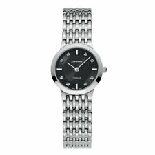 Women's Diamond Swiss Made Watch Sapphire Glass 25MM Conrad