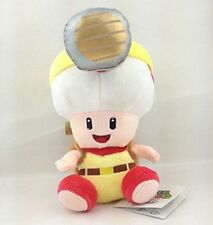 "Super Mario Bros Sitting Treasure Tracker Captain Toad Plush Doll 7"" Toy Gift US"