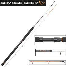 """Savage Gear Trolling2 8'6"""" 258cm 12-25lbs 2-teilig Angelrute"""