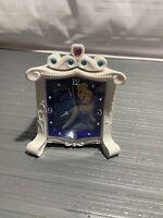 Disney Cinderella Secret Princess Battery Operated Alarm Clock CUTE RARE