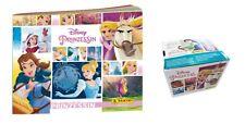 Panini Disney Princess Sticker & Cards - Stickeralbum + 1 Display Prinzessinen