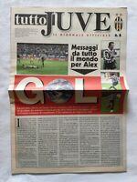 RARO TUTTO JUVE N. 6 - 2000 HURRA JUVENTUS ALESSANDRO DEL PIERO
