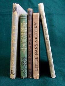 5 Antique & Victorian Children's Books 1879-1914, Some illustrations