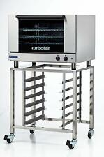 Moffat Turbofan Electric 3 Full Pan Convection Oven Manual w/ Stand