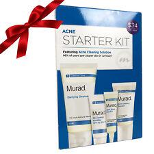 Murad Acne Clearing Solution Starter Kit (Set of 4)