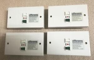 Power Breaker Safety RCD Spur Unit 30mA Trip – Model H91 Qty 4 Job lot