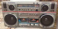 Super Stereo Radio Recorder ICS STR 5091 Ghettoblaster Boombox 80er Germany RAR